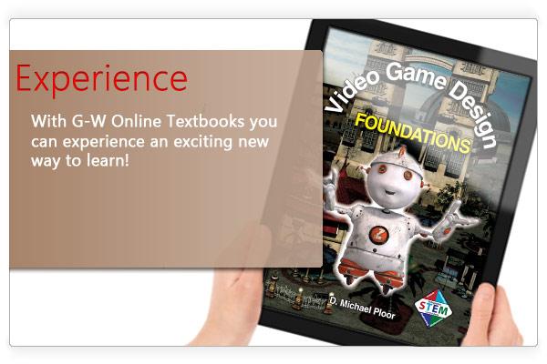G-W Online Textbooks Tour