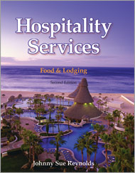 Hospitality Services Food and Lodging
