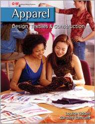 Apparel Design, Textiles and Construction