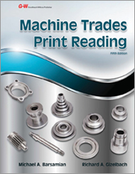 Machine Trades Print Reading, 5th Edition