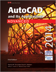 AutoCAD and Its Applications Advanced 2014, 21st Edition