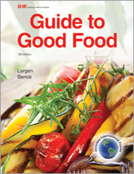 Guide to Good Food , 13th Edition