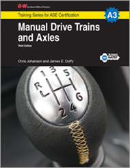 Manual Drive Trains and Axles, 3rd Edition