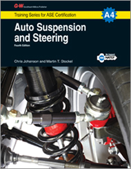 Auto Suspension and Steering, 4th Edition