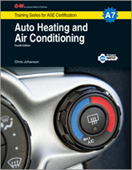 Auto Heating and Air Conditioning, 4th Edition