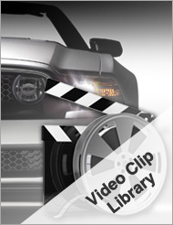 Auto Maintenance and Light Repair Video Clip Library