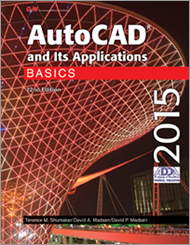 AutoCAD and Its Applications—Basics 2015, 22nd Edition