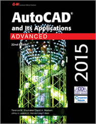 AutoCAD and Its Applications—Advanced 2015, 22nd Edition
