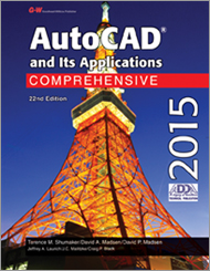 AutoCAD and Its Applications—Comprehensive 2015, 22nd Edition