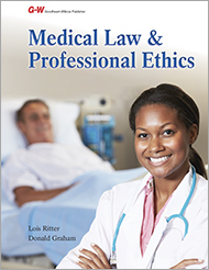Medical Law & Professional Ethics, 1st Edition