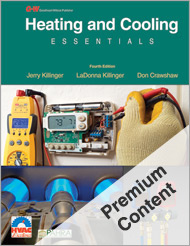 Heating and Cooling Essentials, 4th Edition