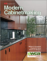 Modern Cabinetmaking, 5th Edition