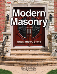Modern Masonry: Brick, Block, Stone, 8th Edition