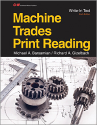 Machine Trades Print Reading, 6th Edition