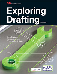 Exploring Drafting, 12th Edition
