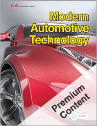 Modern Automotive Technology, 9th Edition