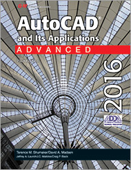 AutoCAD and Its Applications—Advanced 2016, 23rd Edition