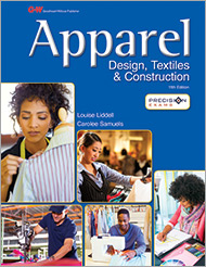 Apparel: Design, Textiles & Construction, 11th Edition