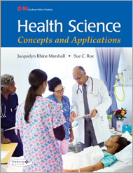 Health Science: Concepts and Applications, 1st Edition