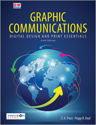 Graphic Communications: Digital Design and Print Essentials, 6th Edition