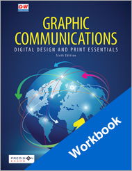 Graphic Communications: Digital Design and Print Essentials, 6th Edition, Workbook