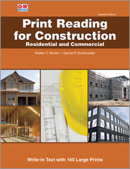 Print Reading for Construction, 7th Edition
