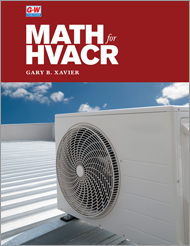 Math for HVACR, 1st Edition