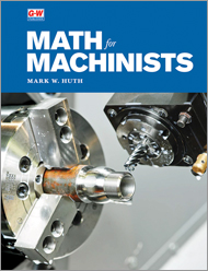 Math for Machinists, 1st Edition