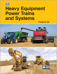 Heavy Equipment Power Trains and Systems, 1st Edition