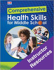 Comprehensive Middle School Health for Garden Grove, Online Instructor Resources