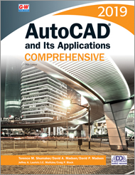AutoCAD and Its Applications Comprehensive 2019, 26th Edition