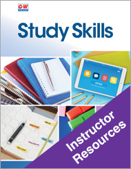 Study Skills, 1st Edition, Online Instructor Resources