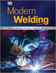 Modern Welding, 12th Edition