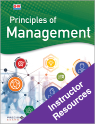 Principles of Management, 1st Edition, Online Instructor Resources