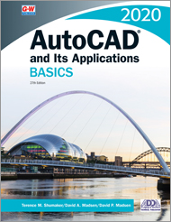 AutoCAD and Its Applications Basics 2020, 27th Edition