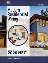 Modern Residential Wiring, 12th Edition