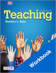 Teaching, 3rd Edition, Workbook