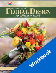 Principles of Floral Design: An Illustrated Guide, 2nd Edition, Workbook
