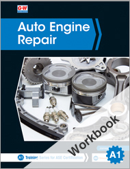 Auto Engine Repair, 7th Edition, Workbook