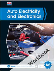 Auto Electricity and Electronics, 7th Edition, Workbook