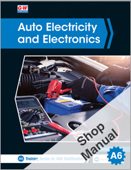 Auto Electricity and Electronics, 7th Edition, Shop Manual