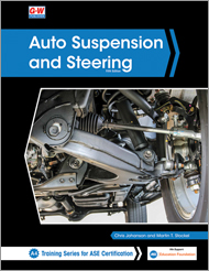 Auto Suspension and Steering, 5th Edition