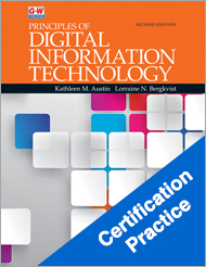 Principles of Digital Information Technology, 2nd Edition, Certification Practice Tests