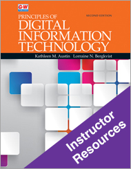 Principles of Digital Information Technology, 2nd Edition, Online Instructor Resources
