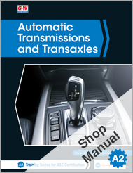 Automatic Transmissions and Transaxles, 5th Edition, Shop Manual