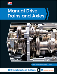 Manual Drive Trains and Axles, 4th Edition