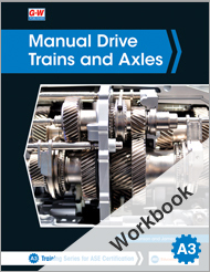 Manual Drive Trains, 4th Edition, Workbook