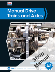 Manual Drive Trains and Axles, 4th Edition, Shop Manual