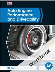 Auto Engine Performance and Driveability, 5th Edition, Workbook