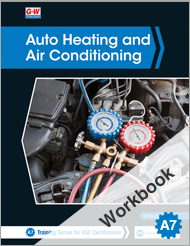Auto Heating and Air Conditioning, 5th Edition, Workbook
